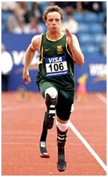 legless sprinter