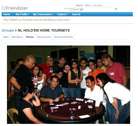 home poker tour