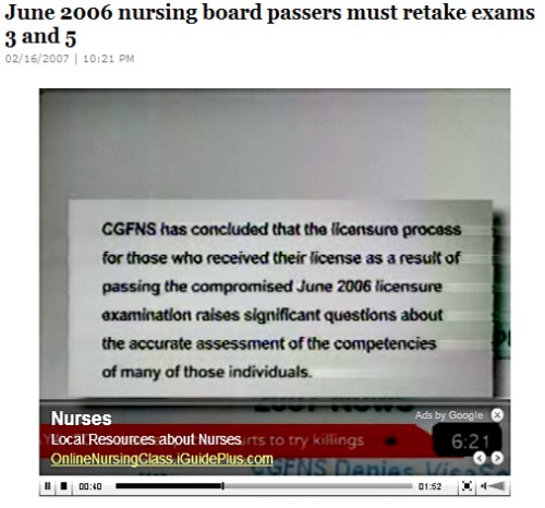 june_2006_nursing_board_scandal