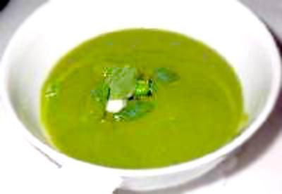 le_cirque_spring_pea_soup